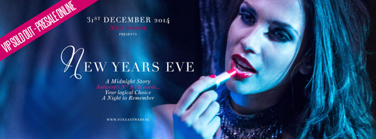 NOXX² presents NEW YEARS EVE | Noxx - 31/12/2014