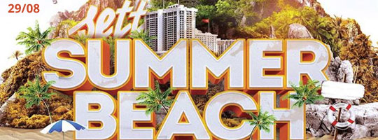 SUMMER BEACH 2nd Edition | Sett Club - 29/08/2015