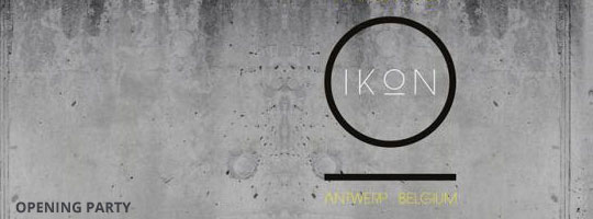 IKON opening Party - 19/09/2015