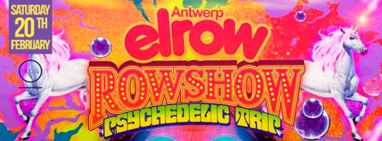 ELROW w/ RICHY AHMED | IKON - 20/02/2016