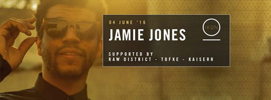 Jamie Jones | IKON - 04/06/2016