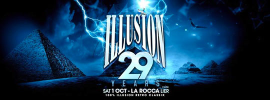 29 Years Illusion | La Rocca - 01/10/2016