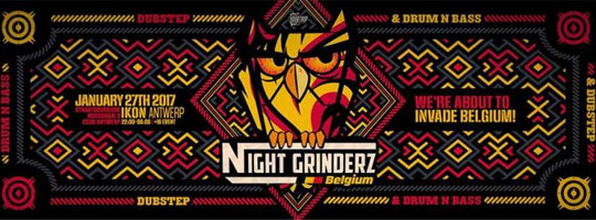 Night Grinderz | IKON - 27/01/2017