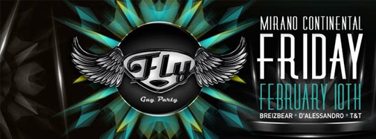 FLY Party | Mirano Continental - 10/02/2017
