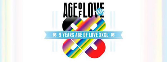 9 Years Age of Love XXXL | ArtCube - 11/03/2017
