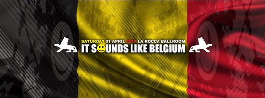IT Sounds like Belgium | La Rocca - 01/04/2017