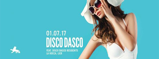 Disco DASCO - Yes | La Rocca - 01/07/2017