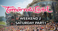 Tomorrowland : Tomorrowland - Saturday part1