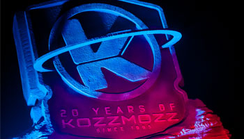 20 Years Kozzmozz: The Cosmic Revolution