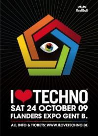 I LOVE TECHNO 2009 - 24/10/2009